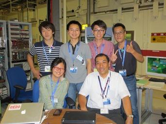 写真集- 物質系ユニット 卒業式? (2014 3/3) SACLA利用研究課題2013B