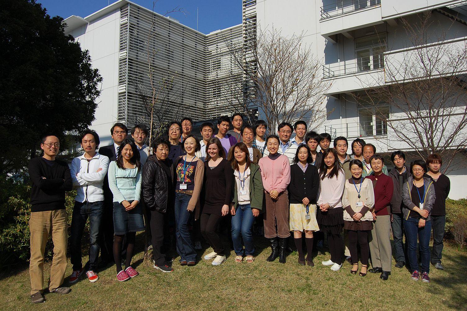 Welcome To RIKEN Bioengineering Laboratory