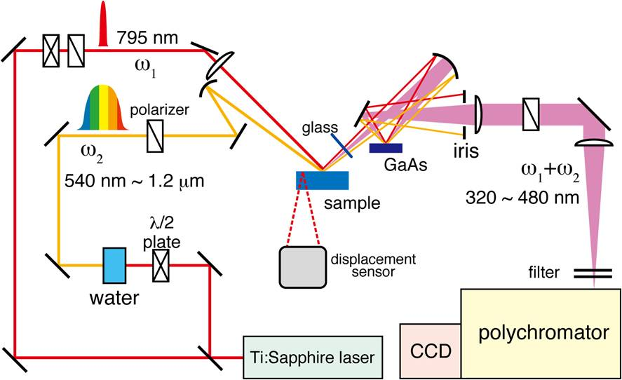 RIKEN TAHARA GROUP Molecular Spectroscopy Laboratory